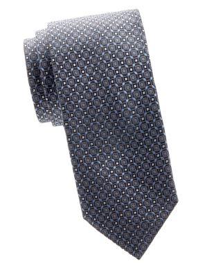 BRIONI Woven Box Tie