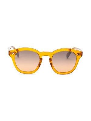 Boudreau L.A.48MM Square Sunglasses