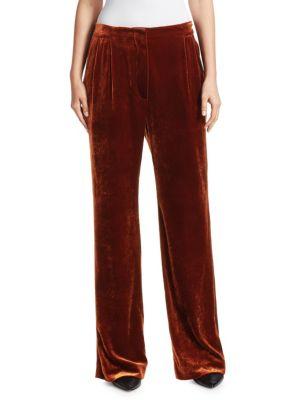 Liquid Velvet Pants