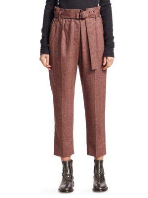 Flannel Chevron Pants