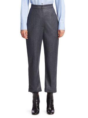 Glitter Flannel Pants