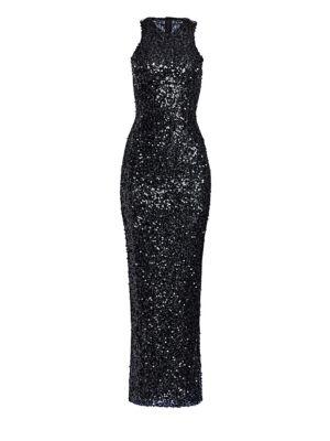Sequin Bodycon Gown