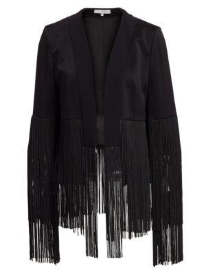 Cortado Fringe Jacket