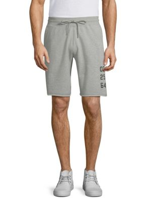 REIGNING CHAMP Muhammad Ali Fight Night Cut-Off Shorts