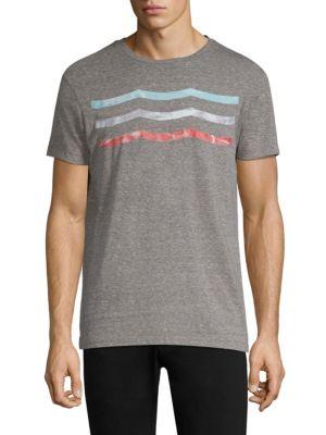 Graphics Vintage Waves T-Shirt