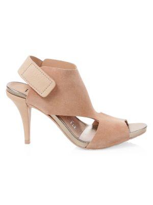 PEDRO GARCIA Yiminia Suede Sandals