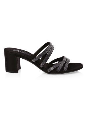 Pedro Garcia Xaki Embellished Sandals MDFv9