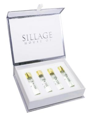 Or Holiday 4-Piece Travel Spray Refill Set