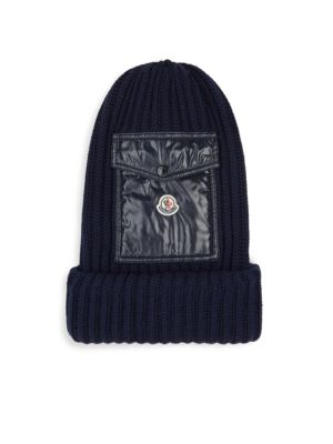 Berretto Wool Pocket Beanie