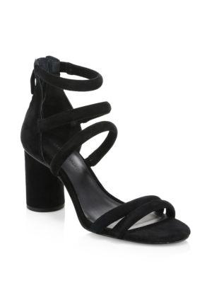 Andrea Suede Sandals