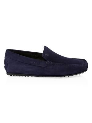 City Gommini Suede Drivers