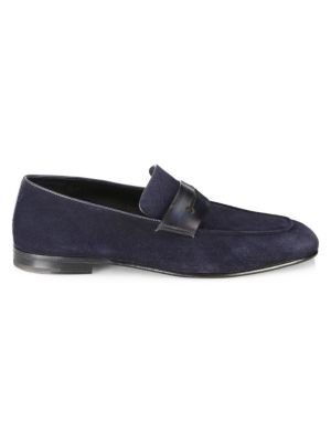 L'Asola Suede Extra Flex Loafers