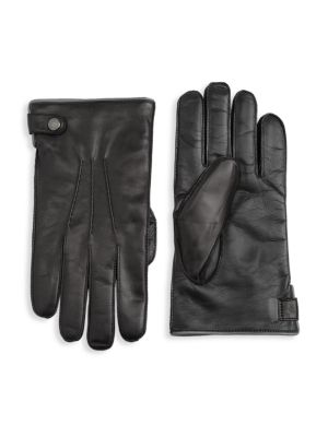COLLECTION Leather Tech Gloves