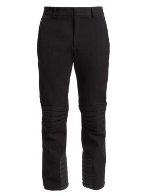 Slim Ribbed Pants