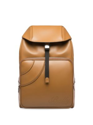 BALLY Rafa Leather Backpack