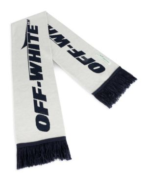 Wing Off Logo Scarf