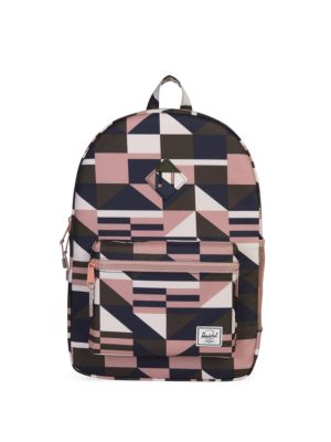 HERSCHEL SUPPLY CO. | Kid's Geometric-Print Backpack | Goxip