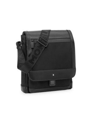 Reporter Flap Crossbody Bag