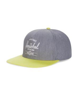 Boy's Whaler Snapback Cap