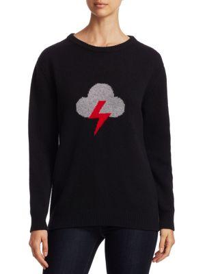 Rainbow Week Capsule Days Of The Week Lightning Emoji Sweater