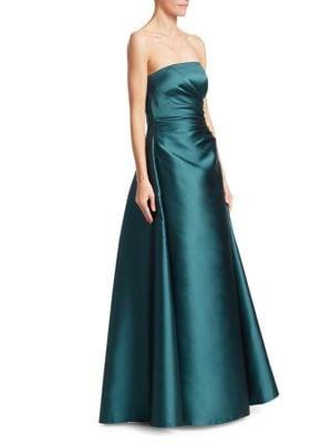 HELEN MORLEY Classics Italian Mikado Ball Gown