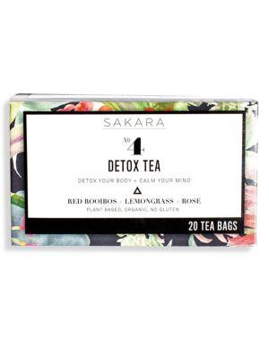 SAKARA 20-Pack Sakara Detox Tea