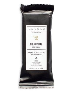 SAKARA Six-Pack Energy Bar