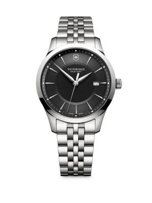 Alliance Stainless Steel Bracelet Watch