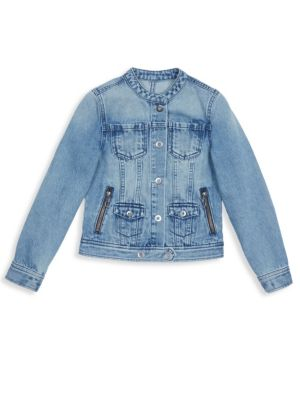 Girl's Ariel Denim Jacket