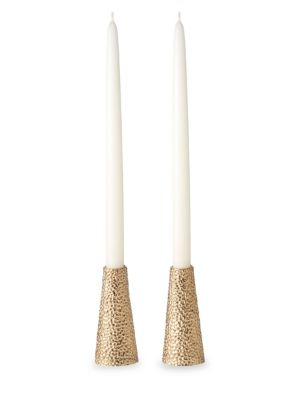 Tullin Two-Piece Small Candle Holder Set