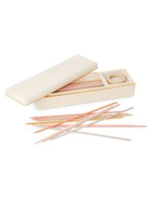 Small Shagreen Pick Up Stick Set