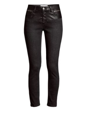 The Fused High Waist Jeans