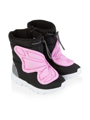 Baby's & Kid's Nevah Butterfly Snow Boots