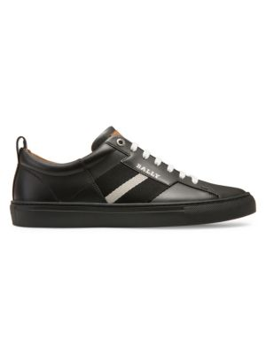Helvio Leather Sneakers