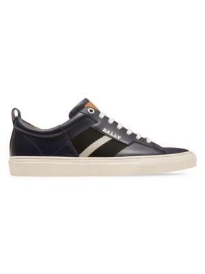 Helvio Leather Sneakers
