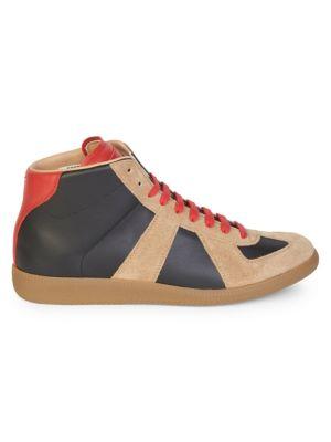 Replica High-Top Sneakers