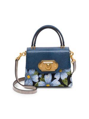 Milano Central Top Handle Bag