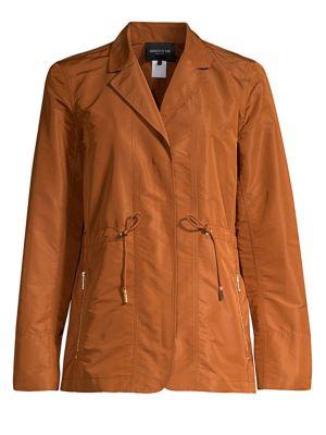 Porsha Drawstring Jacket