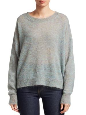 CLIFTONY MOHAIR SWEATER