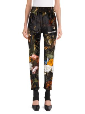 Chenille Track Pants