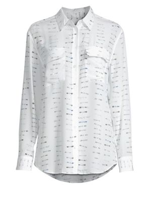 Signature Library Stamp Blouse