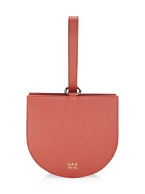 OAD Leather Dome Wristlet