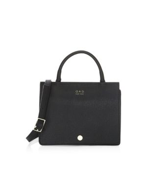 OAD Mini Prism Leather Shoulder Bag