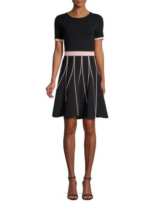 Tinsley Fit-&-Flare Dress