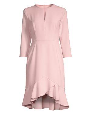 Arnett Ruffled Blouse Dress