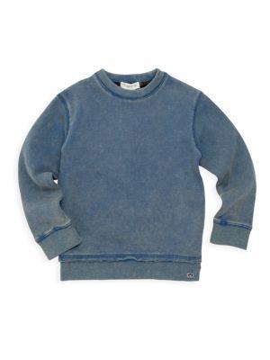 Little Boy's & Boy's Highland Sweatshirt