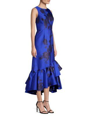 Cordova Floral Dress
