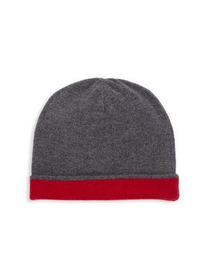 COLLECTION Cashmere Double Face Hat