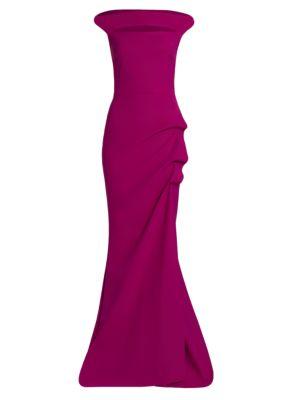 Core Melania Off-The-Shoulder Cutout Sheath Dress