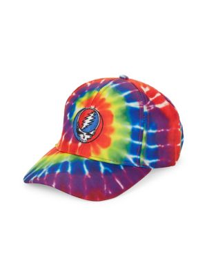Grateful Dead Tie Dye Baseball Hat